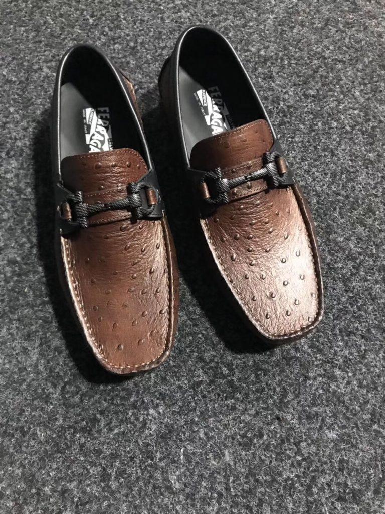 giày nam ferragamo siêu cấp