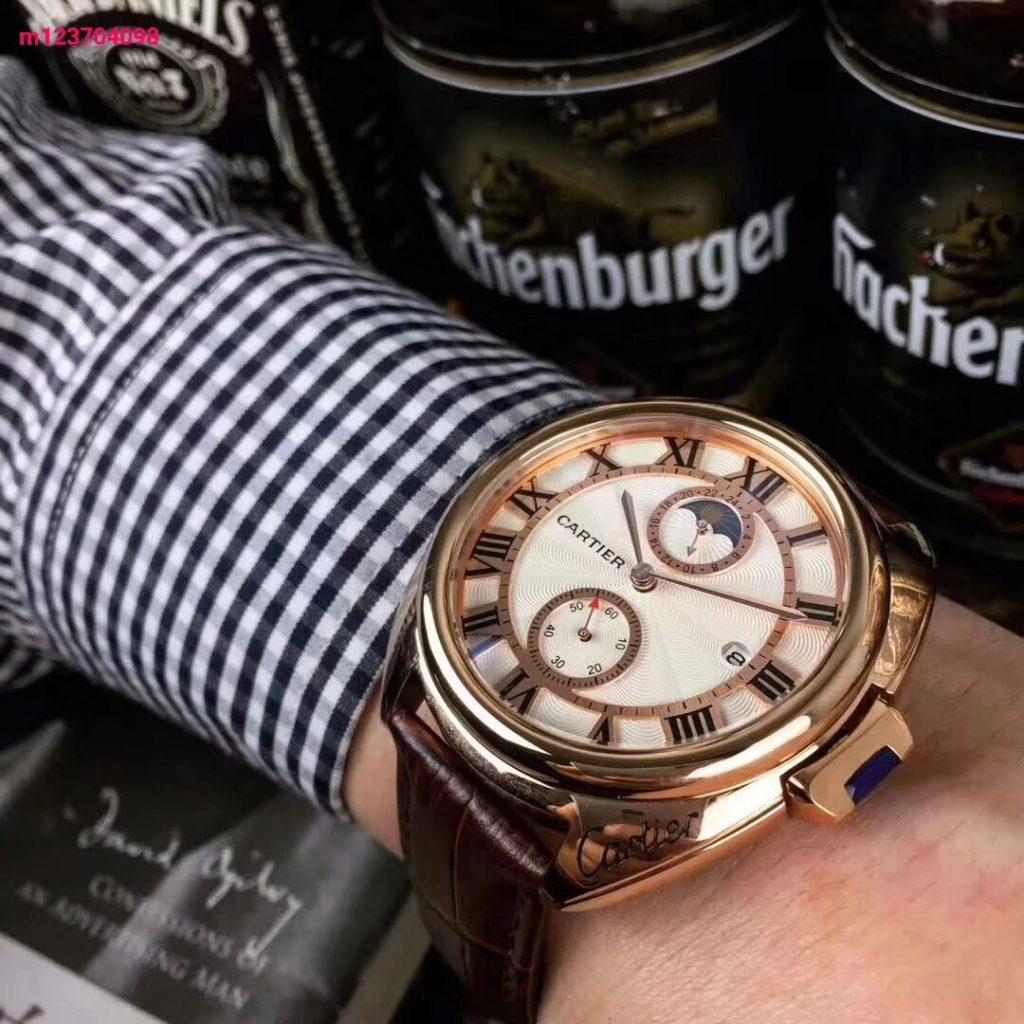 đồng hồ cartier replica