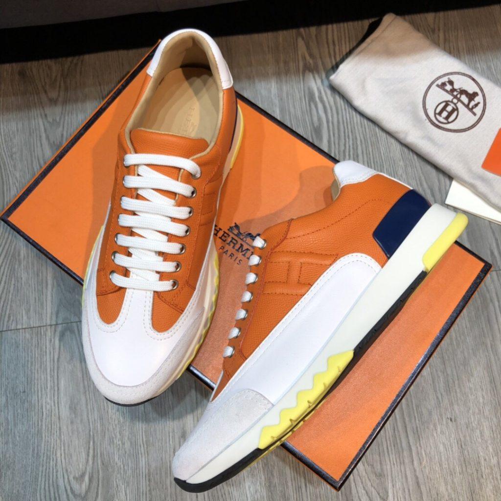 giày nam hermes replica