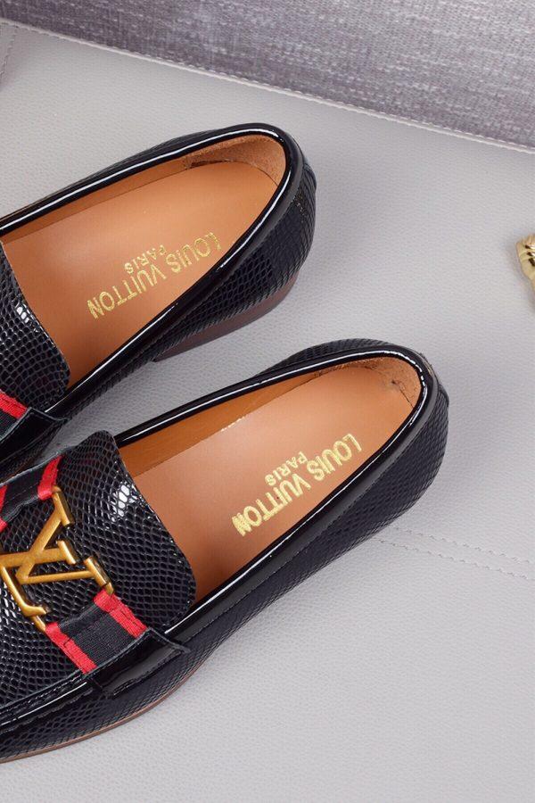 giày nam lv siêu cấp
