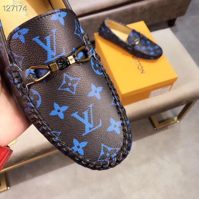 Giày lười LV siêu cấp