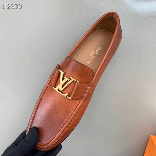 giày LV đế cao siêu cấp