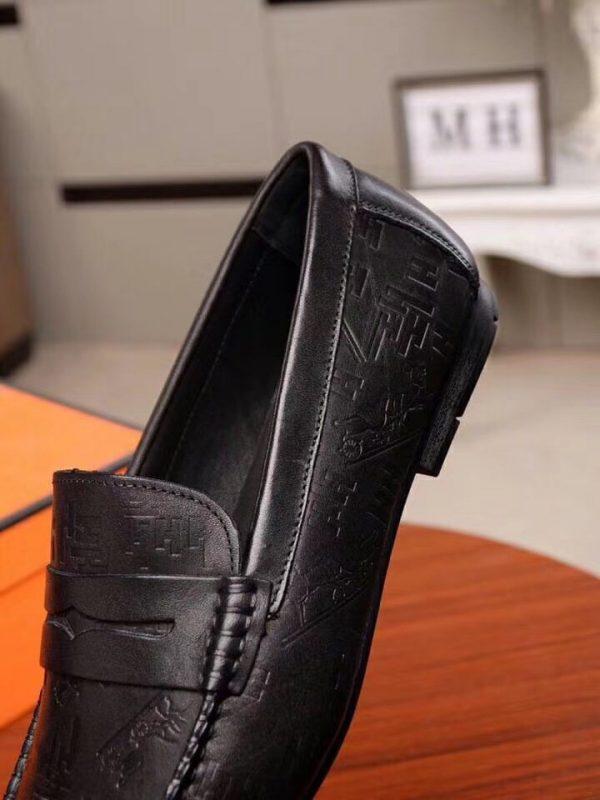Giày Hermes nam siêu cấp