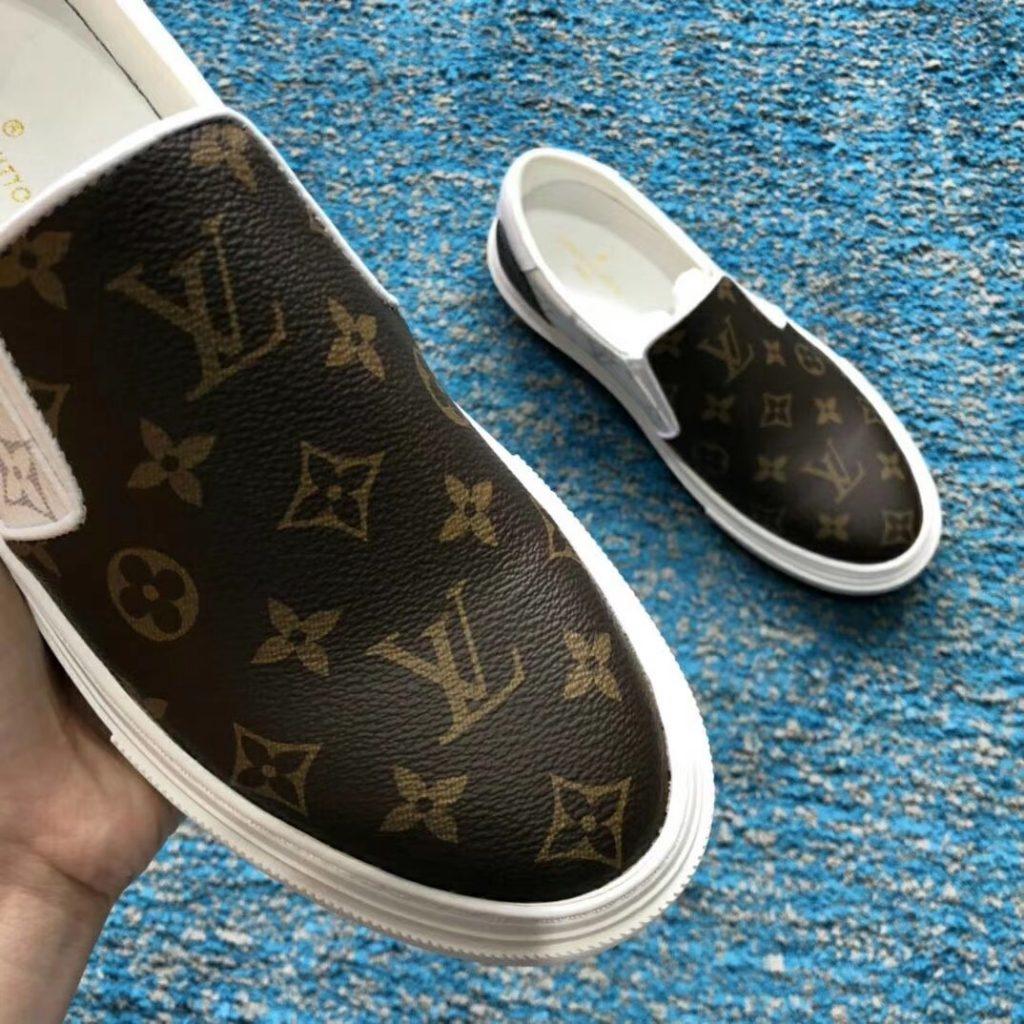giày LV sneaker siêu cấp