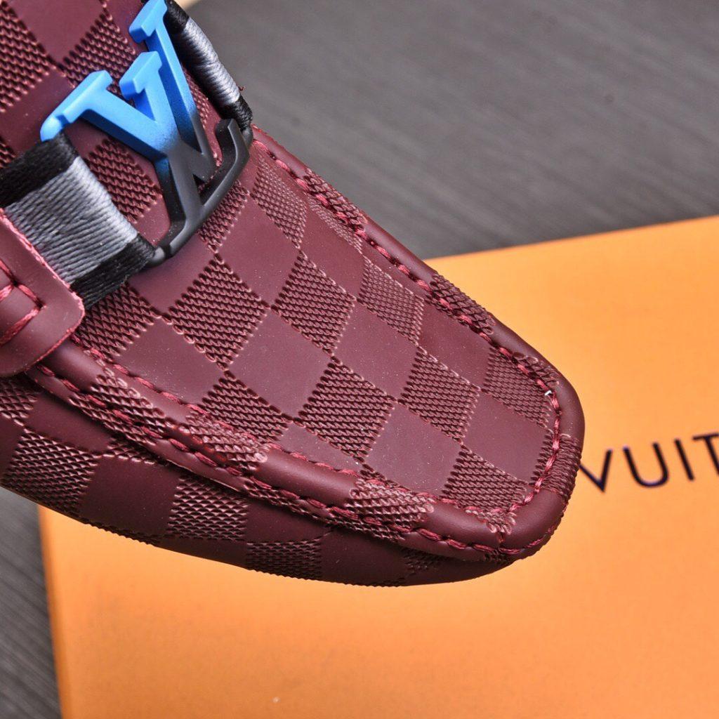Giày lười nam LV siêu cấp