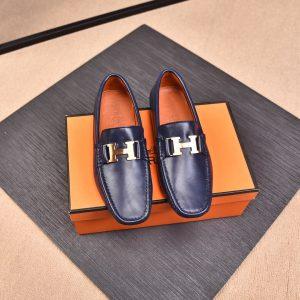 Giày lười Hermes siêu cấp